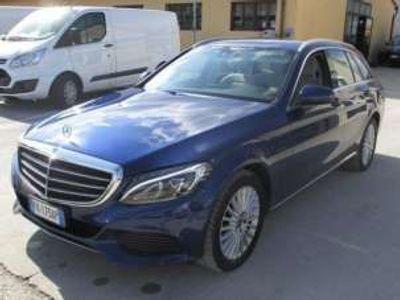 usata Mercedes C220 d S.W. Exclusive Diesel