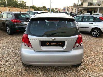 usata Chevrolet Kalos -- 1.2 5 porte SX
