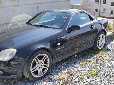 usata Mercedes SLK200
