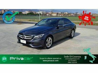 usata Mercedes C220 Classe C (W/S202)d Automatic Sport