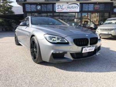 usata BMW 640 d xDrive GranCoupé Msport Edition CON ROTTAMAZIONE San Giovanni Teatino