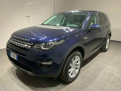 usata Land Rover Discovery Sport Autocarro Automatico 2.0 TD4 150 CV Auto Business Ed. Premium SE