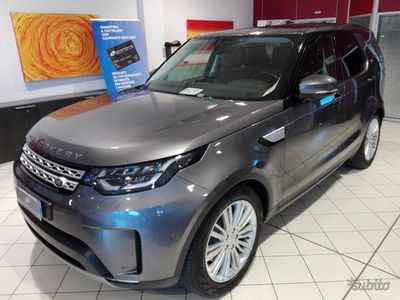 käytetty Land Rover Discovery 3.0 TD6 249 CV HSE usato