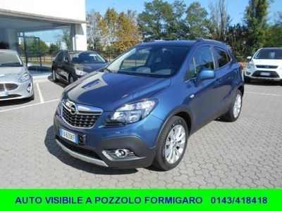 "usado Opel Mokka 1.6 CDTI Ecotec 136CV 4x4 Cosmo ""FULL OPTIONAL"""