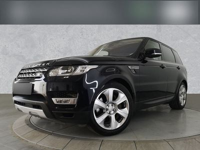 used Land Rover Range Rover Sport Rover Sdv6 Hybrid Hse