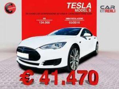 usata Tesla Model S S 70 4X4 (FULL OPTIONAL) Elettrica