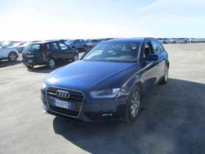 usata Audi A4 Avant 2.0 TDI 150 CV multitronic Business EURO6