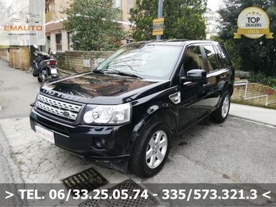 brugt Land Rover Freelander 4X4 AUT D CERTIFICATA TAGLIANDI UFF