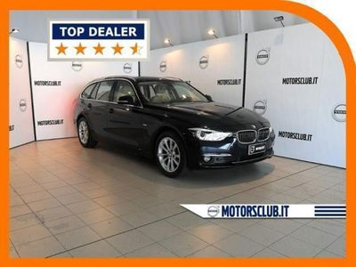 usata BMW 318 318d xDrive Touring Luxury d xDrive Touring Luxury