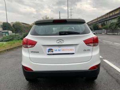usata Hyundai ix35 Station Wagon Benzina