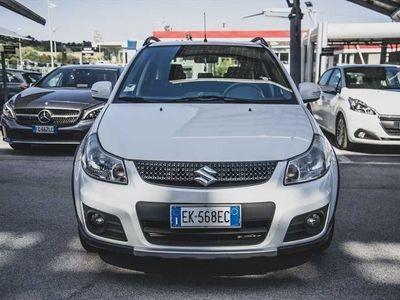 usata Suzuki SX4 Benzina 1.6 vvt 16v GLX 4wd