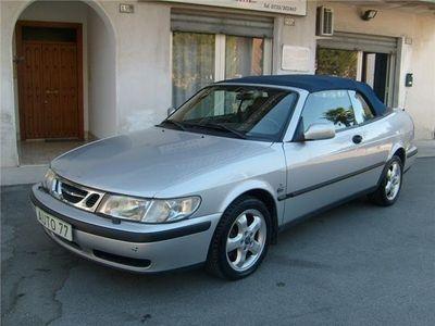 usata Saab 9-3 Cabriolet 2.0i Lpt 16v Cat Se Usato