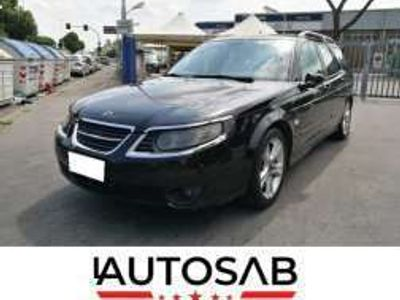 usata Saab 9-5 S.W. 2.0 t Griffin Pelle Clima Aut. GPL scade 2030 Benzina/GPL