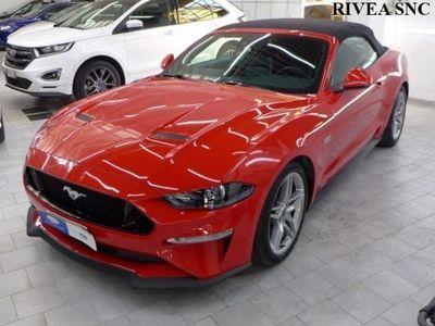 usata Ford Mustang GT MOD19 Convertible 5.0 V8 TiVCT aut. 450CV FP804