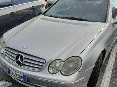 usata Mercedes CLK270 CDI cat Comand Edition Elegance