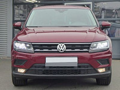 usata VW Tiguan Comfortline Tsi +18 Zoll+ahk+acc+led+kame
