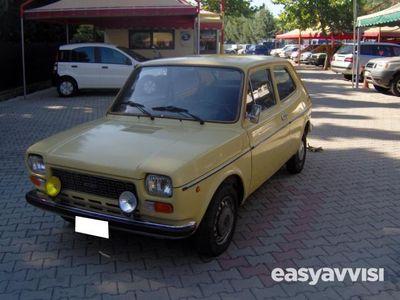 gebraucht Fiat 127 benzina