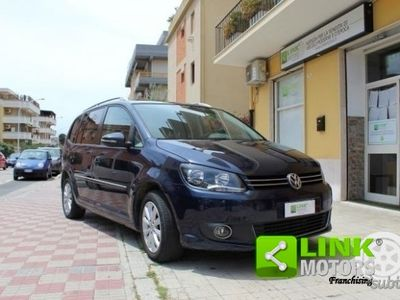 usata VW Touran 2.0 DSG 140cv Highline