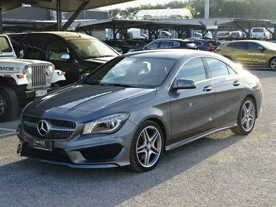usata Mercedes CLA220 CDI Automatic Premium
