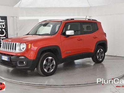 usata Jeep Renegade 2.0 Mjt 140cv 4WD auto Bluetooth EURO6 2.0 Mjt 140cv 4WD auto Bluetooth EURO6