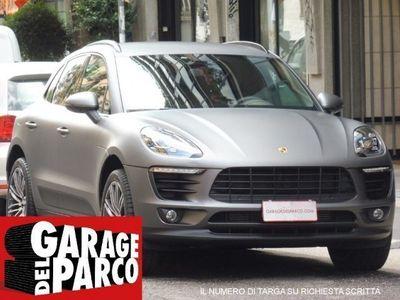 "używany Porsche Macan 3.0 S Diesel PDK IVA ESPOSTA NAVI CERCHI 21"""