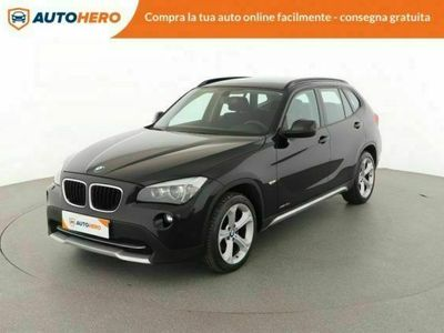 usata BMW X1 xdrive18d - consegna a casa gratis
