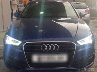 usata Audi A3 g-tron s-line metano
