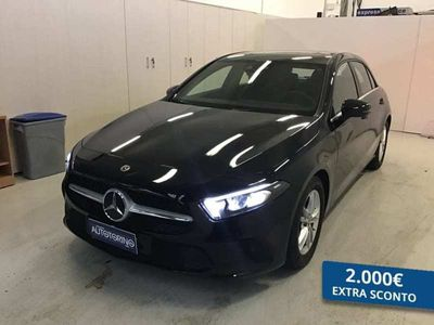 usata Mercedes A180 CLASSE Ad Business Extra auto