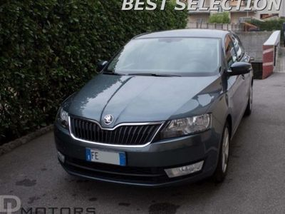 brugt Skoda Rapid Spaceback 1.4 TDI 90 CV Ambition+CONNECT PACK