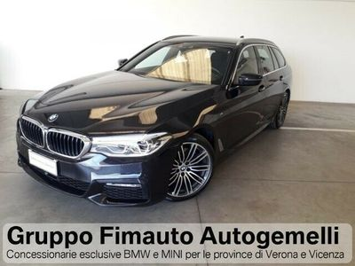 usata BMW 530 d xDrive 249CV Touring Msport