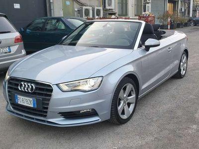 usata Audi A3 Cabriolet 1.6 TDI clean diesel Ambition