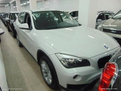 brugt BMW X1 diesel