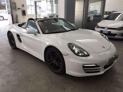 usata Porsche Boxster 2.7