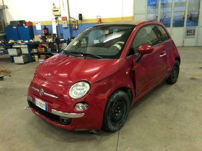 usata Fiat 500C 500C1.3 Multijet 16V 75 CV Pop