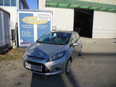 used Ford Fiesta 14cc 5p GPL da vetrina garz12mesi