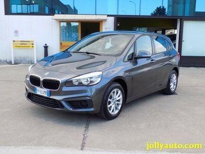 usata BMW 218 Active Tourer d Automatica