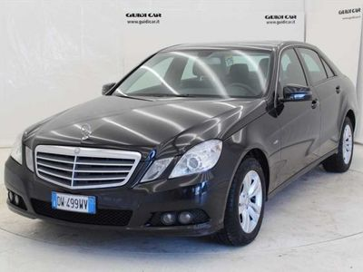 usata Mercedes E220 cdi BE Executive rif. 10958106