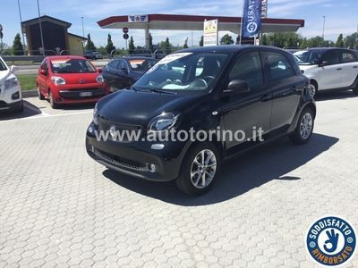 begagnad Smart ForFour FORFOUR1.0 Youngster 71cv my18