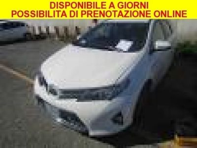 "usata Toyota Auris 1.8 HYB ACT TS 99CV SW""UNIPROPRIETARIO"""