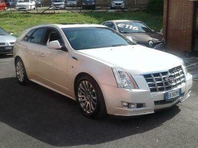 usata Cadillac CTS 3.6 V6 aut. Station Wagon Sport Luxu - Roma