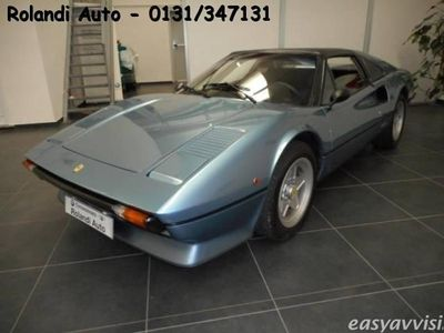 usata Ferrari 208 208GTS del 1981 usata a Alessandria