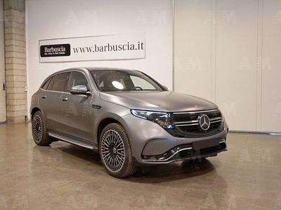 usata Mercedes EQC Classe400 4Matic Premium nuova a Pescara