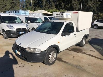 usata Fiat Strada 1.9 diesel Isotermico