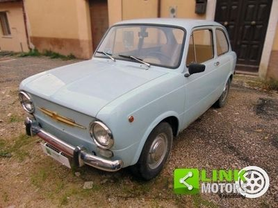 usata Fiat 850 Super, anno 1964, conservata, iscritta ASI