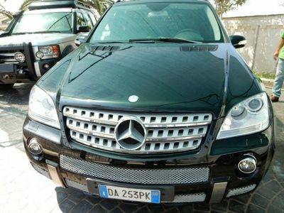 usata Mercedes ML500 Sport AMG Gpl Impianto