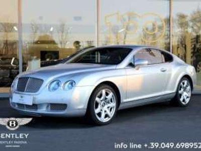 usata Bentley Continental GT W12 - Official Certicated (Sede di Padova) Benzina