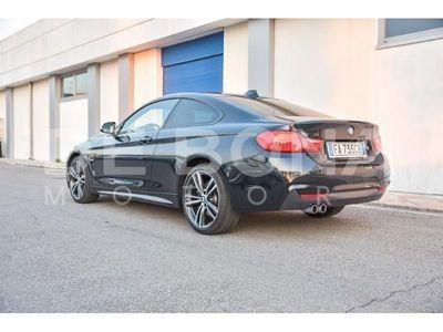 usata BMW 430 dA coupe xdrive Msport