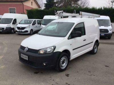 usata VW Caddy 2.0 TDI 110CV 4Motion (4X4) *SCAFFALI+PORTASCALA