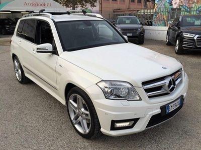 usata Mercedes GLK220 CDI 4Matic PREMIUM AMG AUTOM 4X4 NAVI C20 XENO F1