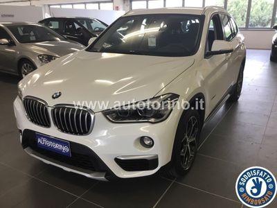 usado BMW X1 X1sdrive18d xLine